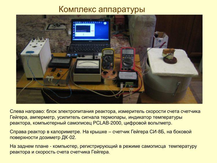Реакция синтеза в недрах Земли повторена в реакторе Росси Игорь Дабахов