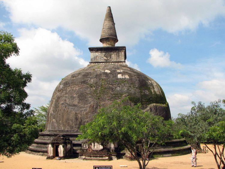 Ступа Кири Вехера, Шри Ланка