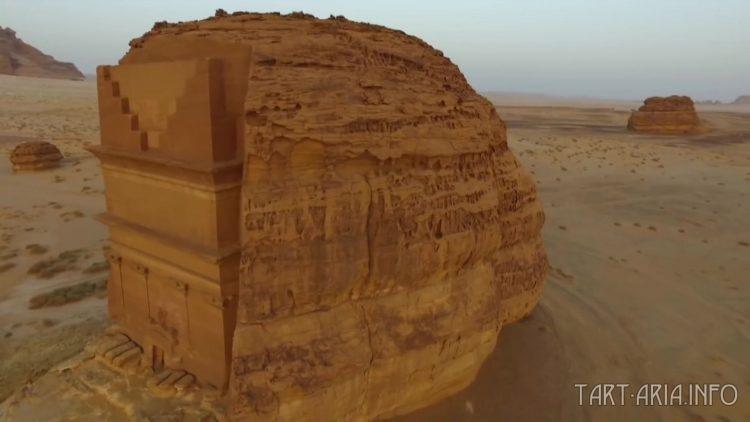 Крым - Аравия. Следы древней обработки скал Elena Topsida