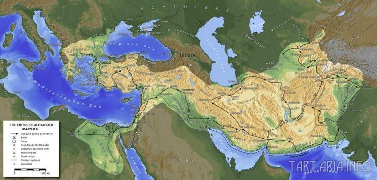 Империя Александра