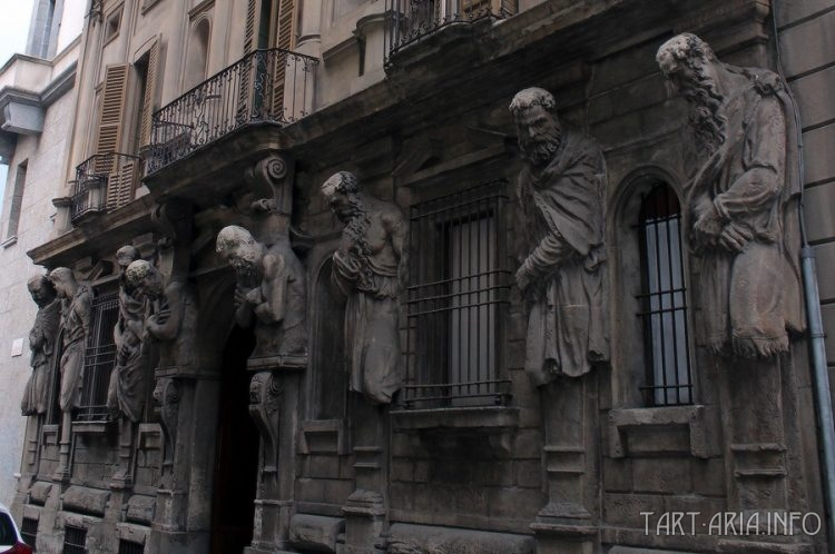 скульптуры сарматов