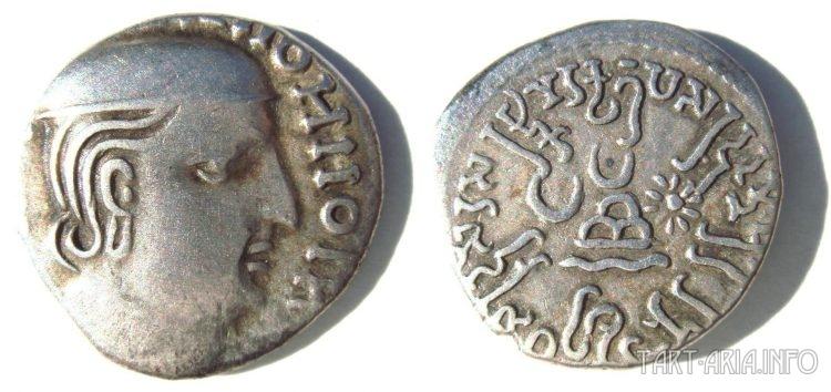 скифская монета