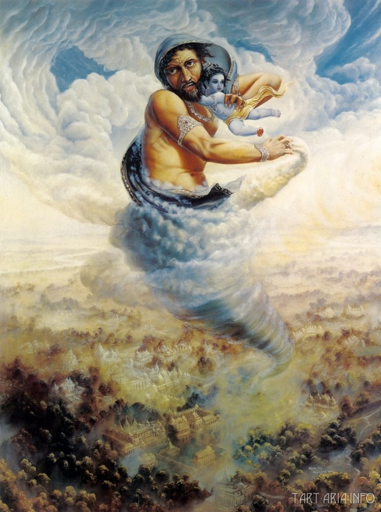 Детство Божественных Близнецов lyanat
