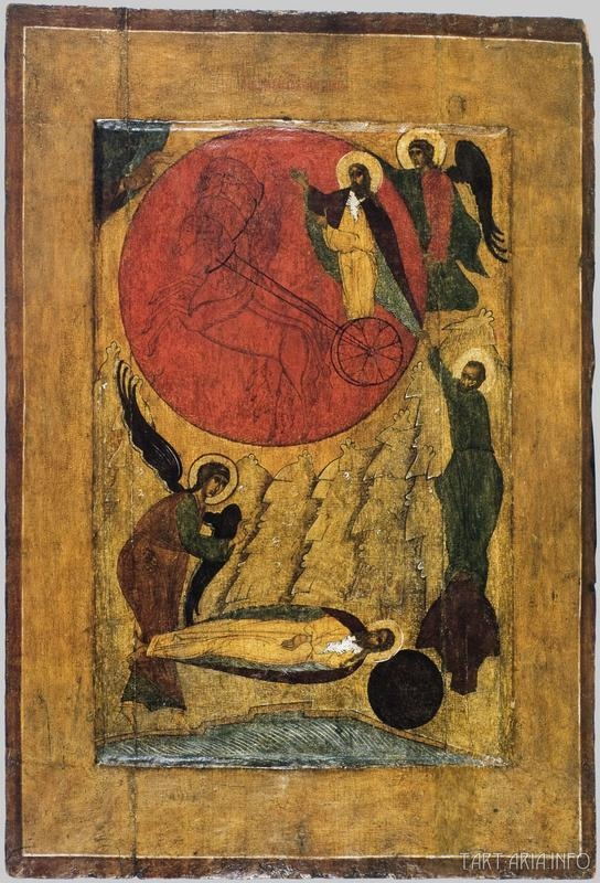 Тайна Ильи Муромца и Святогора lyanat