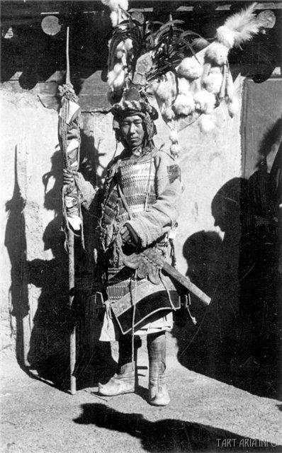 Скифы. Технология производства «древних народов». Часть 2. Племена. SKUNK69