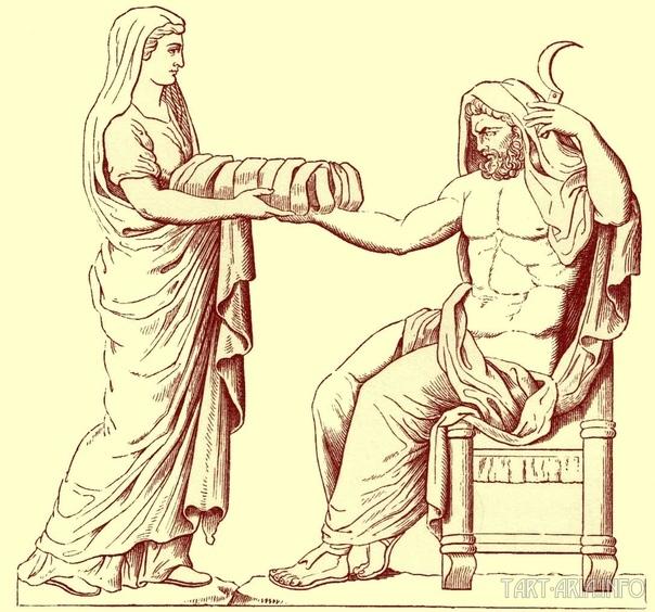 Рея и Кронос