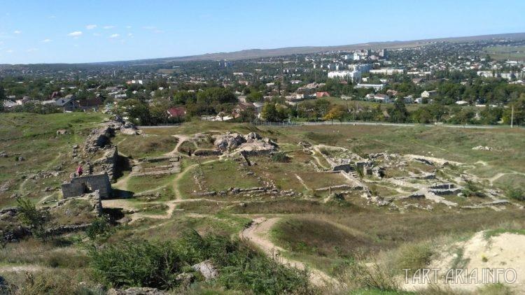 Хронологические путешествия в Крыму. Часть 1. Пантикапей Николай Андреев