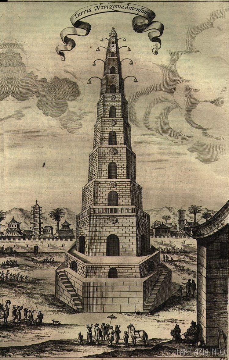башня Новизония