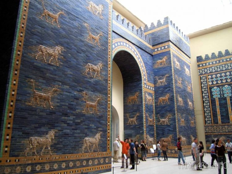 Реконструкция Вавилона