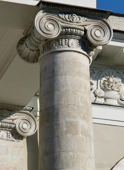 волюта колонны