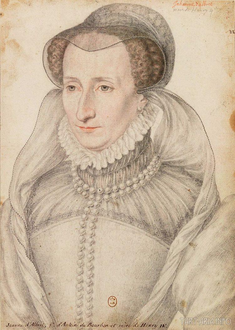 Жанна д'Альбре