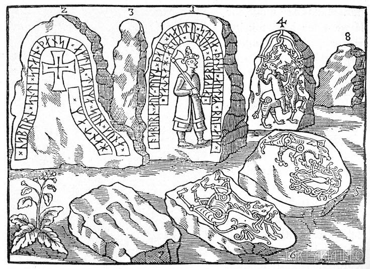 Hunnestad Stone