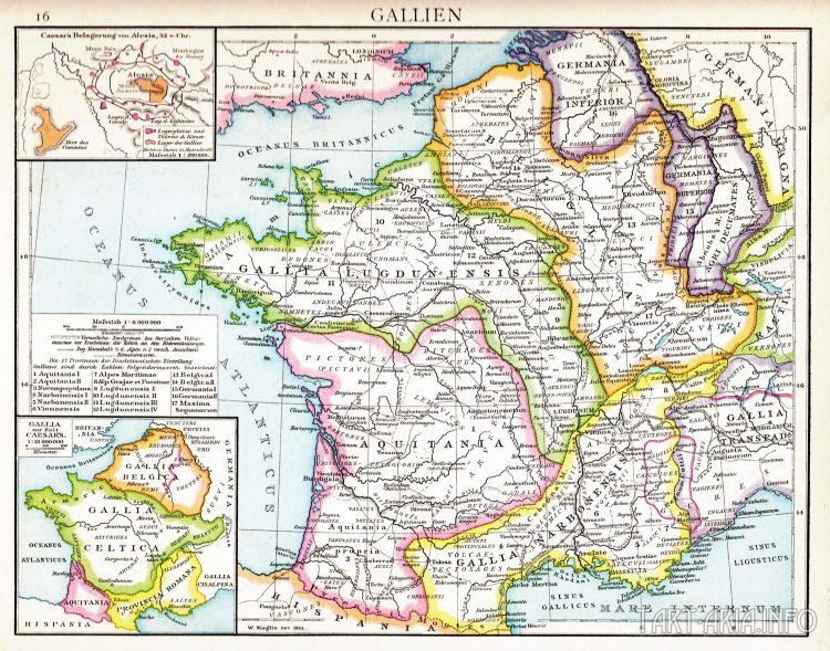 Этруски, кельты и галлы - один народ i_mar_a