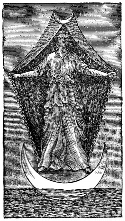 Открытие царицы небесной