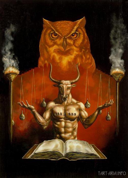 Божество Моло́х