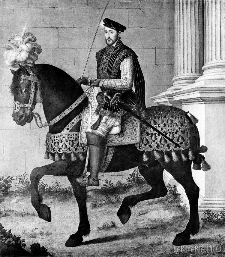 Генрих король Франции