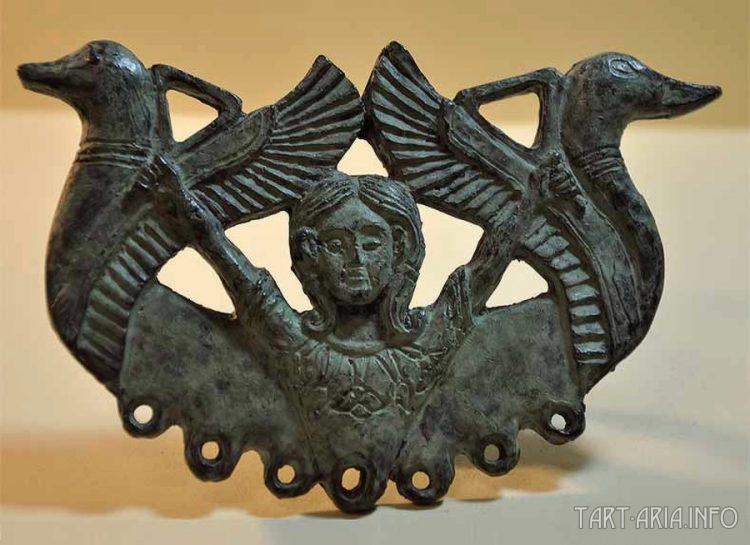 Тартесская бронза, Археологический музей Севильи, 6 век до н.э. Источник