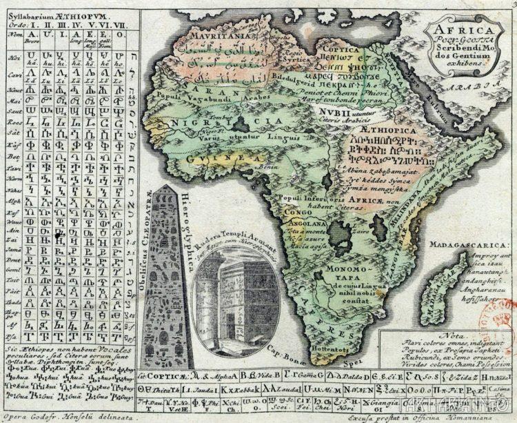 Africa Polyglotta