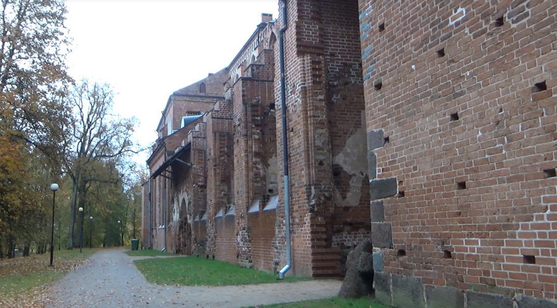 Звезда Балтики - крепость Юрьев kadykchanskiy
