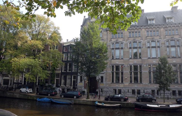 """Дом """"Den Grooten Heer"""" (Большой Господин), Амстердам"""