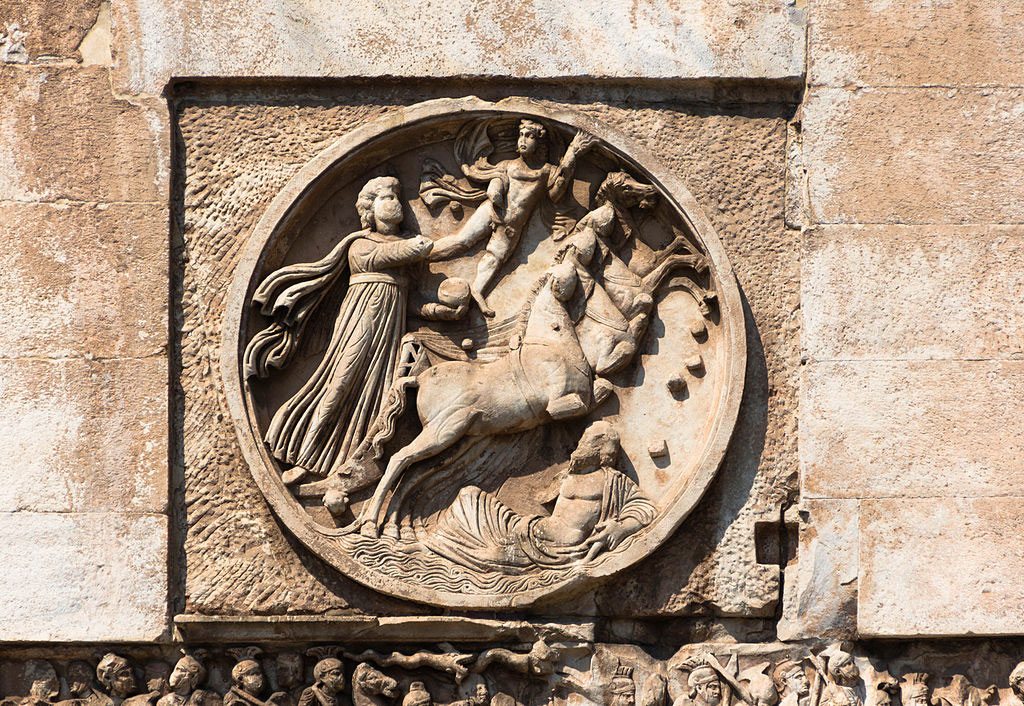 О чём молчали арки Рима. Часть 4, заключительная poslan7777