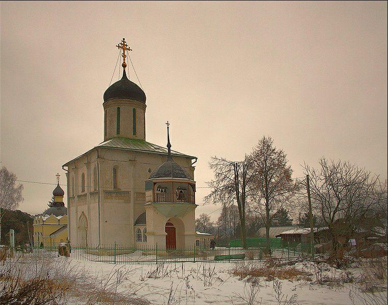 Звенигородского городища подноготное Николай Андреев