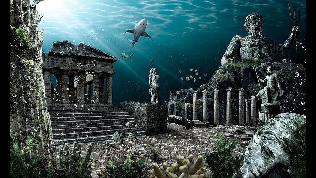 Кто утопил Атлантиду? Нео Фициал