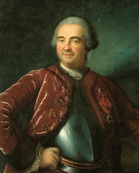Гаспар-Жозеф Шосегро де Лери.