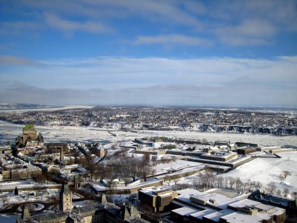 Quebec Алмазный мыс